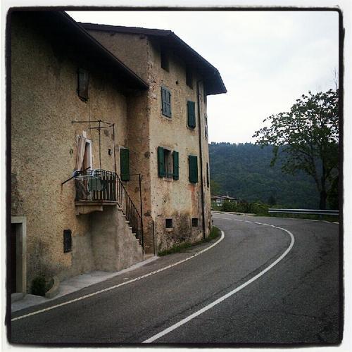 La casa senzatempo - Tremosine (980 clic)