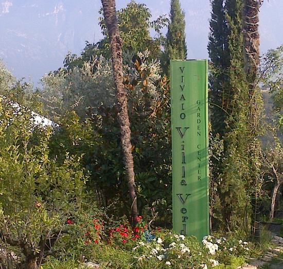Villa, il vivaio Villa Verde - Tremosine (1509 clic)