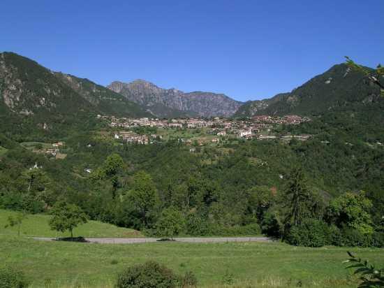 Tremosine Vesio, Villa e Brasa (2180 clic)