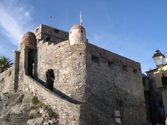 Castello della Dragonara - Camogli (3719 clic)