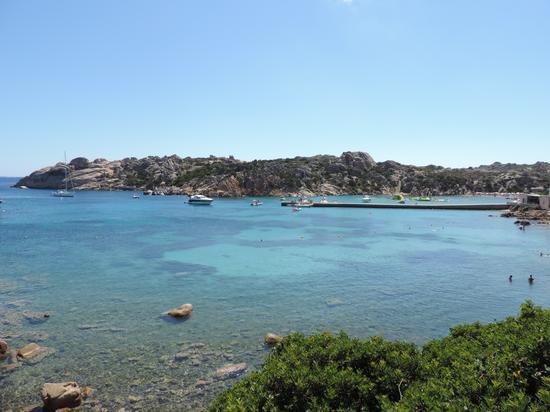 Spiaggia Spalmatore - La maddalena (1029 clic)