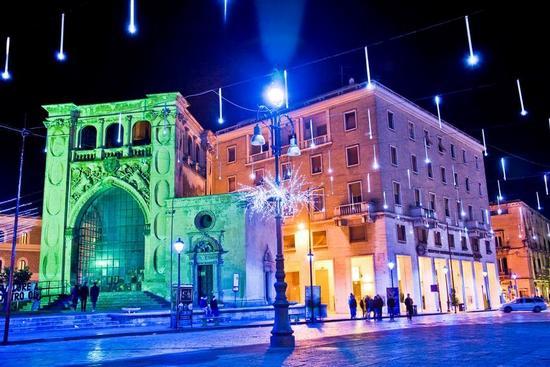 Aria di Natale a Lecce (4700 clic)