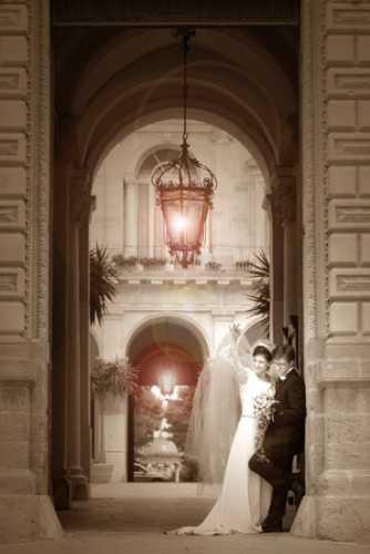 Matrimonio a Lecce, Palazzo Celestini Lecce, fotografia matrimonio lecce, foto studio fotografico MARACA Fotografia (3949 clic)