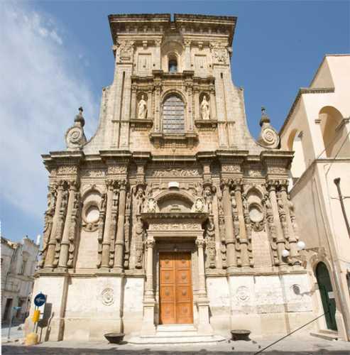 Chiesa di San Domenico Nardò, Fotografo Lecce Maraca FotoGrafia (5026 clic)