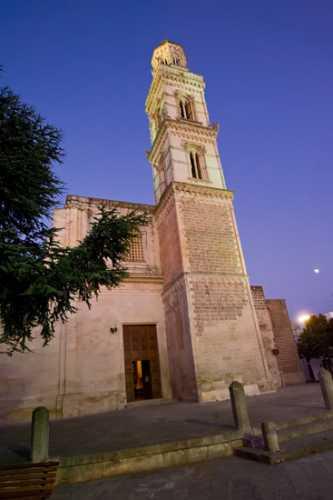 La Chiesa Madre - Soleto (2357 clic)