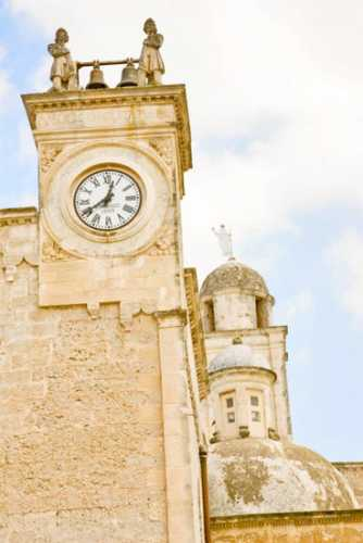 Il campanile di Surbo (2364 clic)