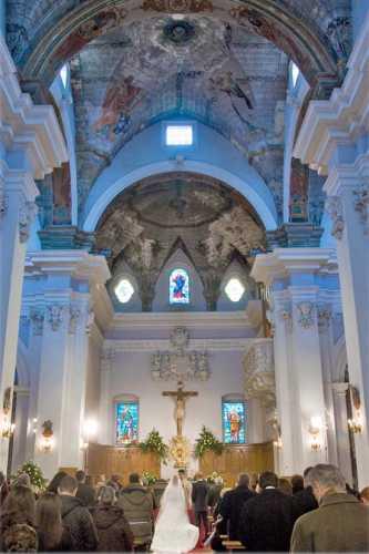 Matrimonio Lecce, Chiesa Madre Vernole  Maraca Fotografia Matrimonio Lecce (4588 clic)