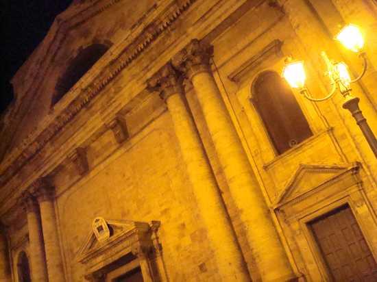 CATTEDRALE notturno - Terlizzi (2085 clic)
