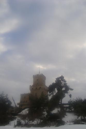 Torre di Cerrano Innevata (TE)-19/02/2012 - Pineto (1611 clic)