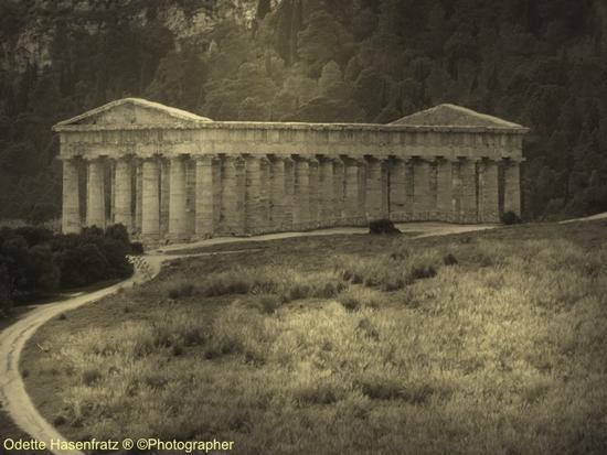 panoramica tempio di Segesta (2784 clic)