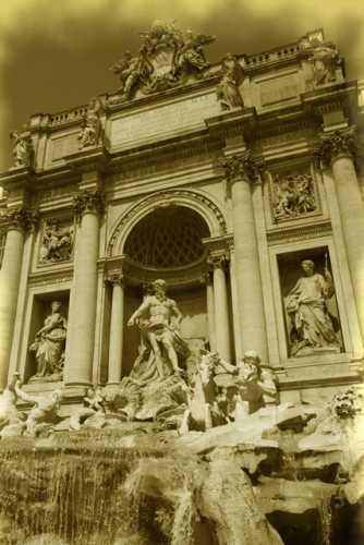 ph Roma-la fontana di Trevi (1469 clic)