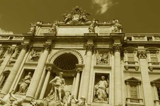 ph Roma-la fontana di Trevi (1449 clic)