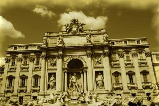 ph Roma-la fontana di Trevi (1530 clic)