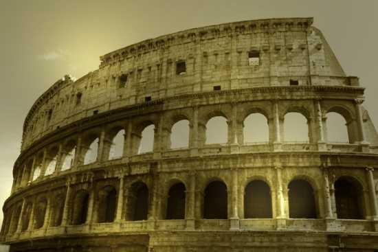 ph Roma il colosseo - ROMA - inserita il 04-Jan-10