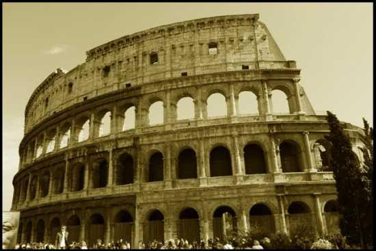 ph Roma il colosseo (1954 clic)