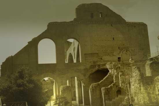 le rovine di Roma (2071 clic)