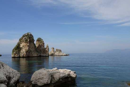 I faraglioni di Scopello (3827 clic)
