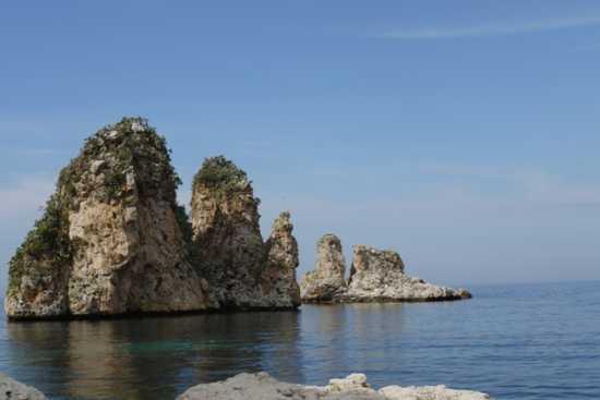 I faraglioni di Scopello (4277 clic)