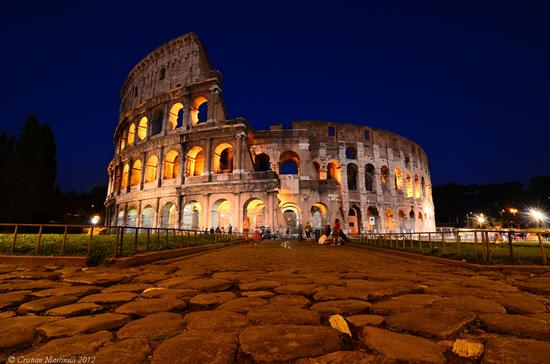 Colosseo - Roma (5599 clic)