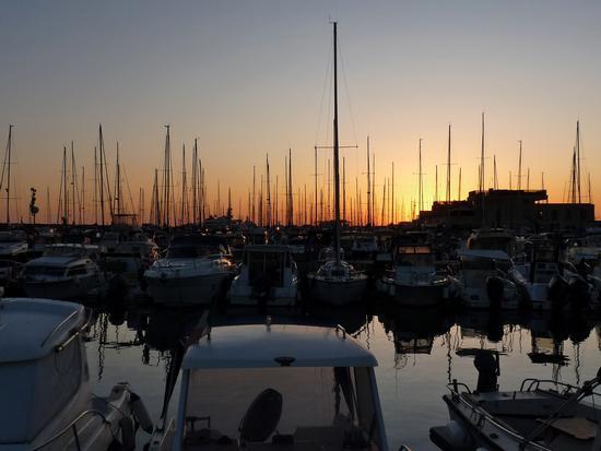 Porto turistico di Ostia (1619 clic)