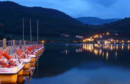 Pattini e non solo al Lago di Caldaro. (2831 clic)
