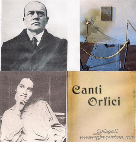 Tutto va per il meglio nel peggiore dei mondi possibili..(Dino Campana,lettera dell'11 aprile 1930 a Bino Binazzi,spedita dal manicomio di Castelpulci) - Marradi (989 clic)