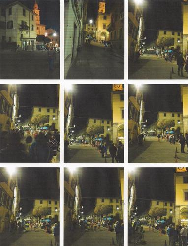 La Notte del Passatore..al TRANSIT POINT di Marradi tra applausi e sfinimenti e Faenza è ancora lontana, mentre la lunga scia di lumini sembra perdersi nel buio fuori città..addì 28 maggio 2011.</titl (1738 clic)