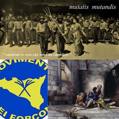 """Il Conte Ugolino sollevò la testa dal fiero pasto...""""si meravigliò dei Forconi e sussultò MINCHIA"""" - Marradi (1210 clic)"""