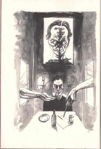 ..C'è un demone al mattino che mi sveglia.. Lo attendo con timore seduto al tavolo..Lui mi porge il caffè e una pistola.......Recensione de INCHIOSTRI poesie - Marradi (1105 clic)