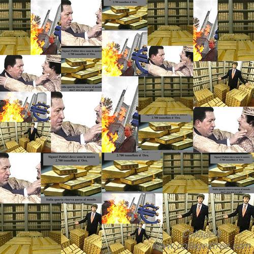W L'ORO DEL GIAPPONE che in Italia si chiama ottone!..(antico detto  popolare).. e in USA è tungsteno!? dove sono le circa 2450 tonnellate d'oro, pari a circa 110 miliardi di euro, di riserve auree it - Marradi (1463 clic)