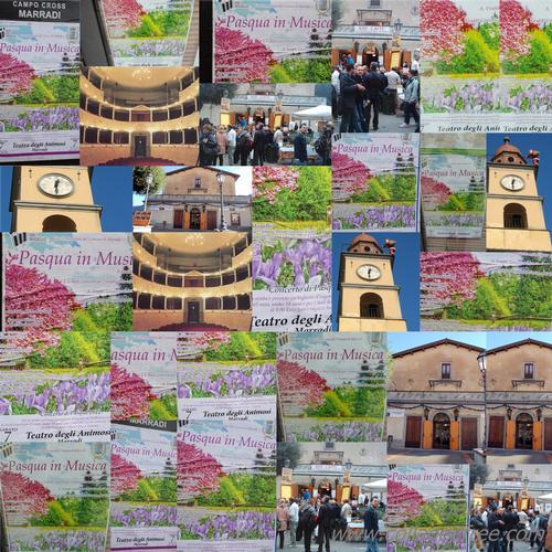 Teatro ANIMOSI Marradi(FI) CONCERTO DI PASQUA 2012 .. una Serata indimenticabile.. A. Vivaldi .. Laudamus Te dal Gloria..e ..Concerto per quattro violini..addì Sabato 7 Aprile ore 20,30 (1548 clic)