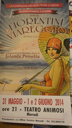 Il Teatro ANIMOSI di Marradi Fiore all'Occhiello della Romagna Granducale..che da anni racconta delle Sue Genti.. (824 clic)