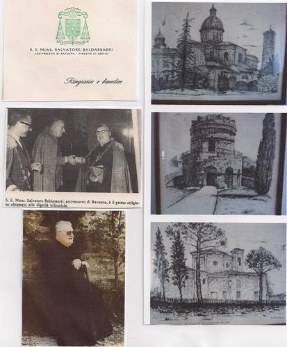 Un Arcivescovo per Amico..se amare il Papa..breve storia di una eminente personalità Romagnola negli anni del boom economico. - Marradi (2183 clic)