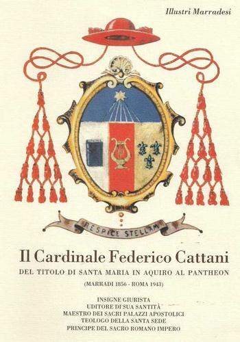 Araldica del Cardinale Federico Cattani - Marradi (2359 clic)