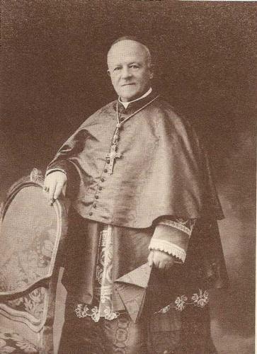 Immagine del Cardinale Federico Cattani  - Marradi (2244 clic)