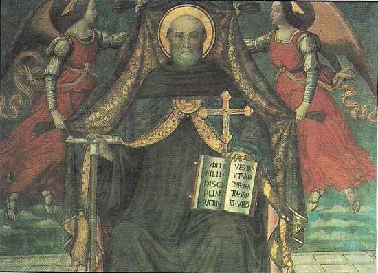 Marradi(FI) S.Giovanni Gualberto Tavola del 400 (3464 clic)