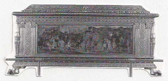 Cassone dipinto Maestro da MarradiFIal National Gallery (2509 clic)