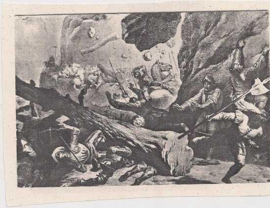 La battaglia delle Scalelle  1358 - Marradi (2677 clic)