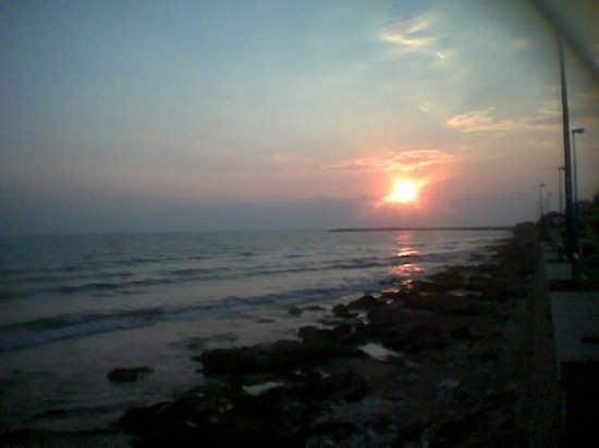 Donnalucata tramonto invernale (4413 clic)