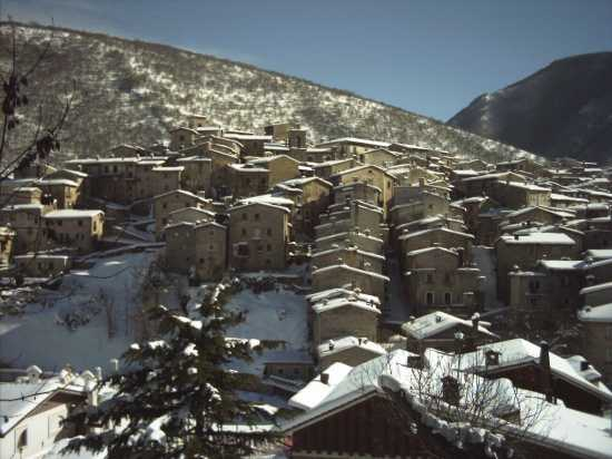 Abruzzo ,AQ ,Scanno - SCANNO - inserita il 04-Jan-10