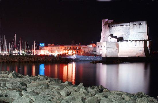Notturne con la mia canon 005 - Napoli (2587 clic)
