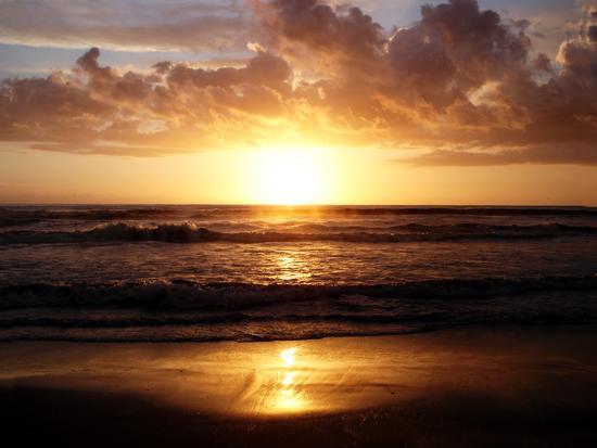 Mare e tramonto (410 clic)