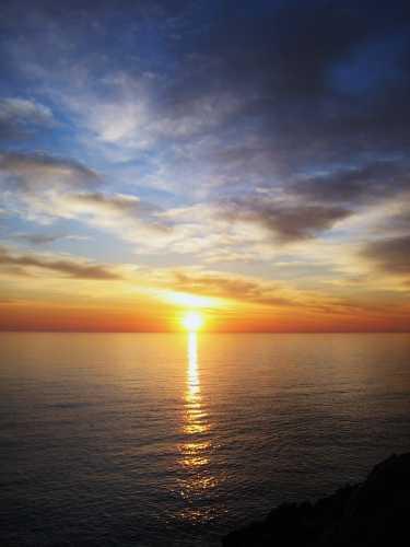 la prima alba d'italia - Corsano (2940 clic)