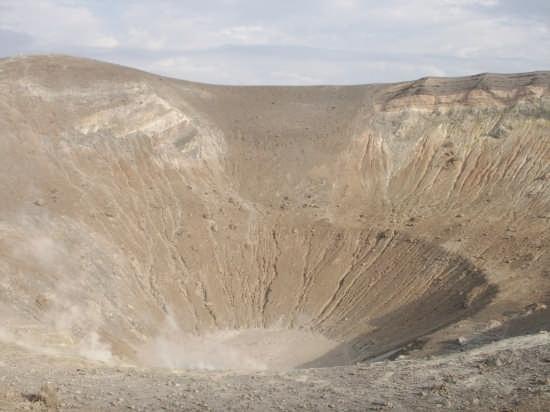 La Fossa del Cratere - Vulcano (4711 clic)