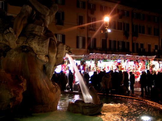 natale a P.zza Navona - Roma (1273 clic)