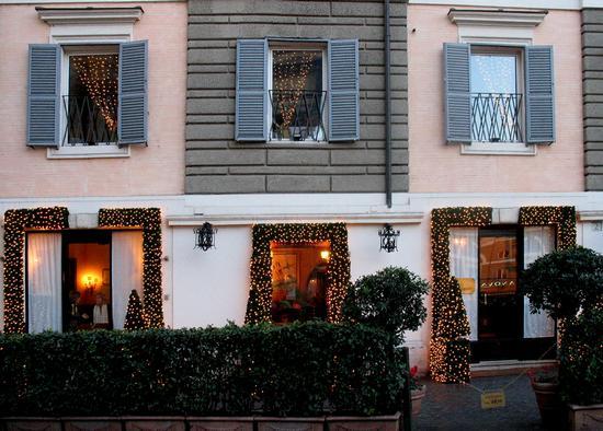 ristorante bolognese a natale - Roma (1843 clic)
