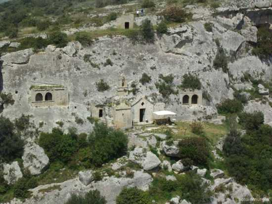 la citta più bella del mondo: Sassi di Matera (2404 clic)
