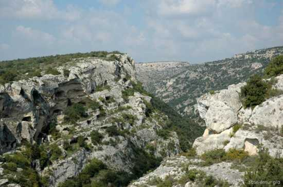 la citta più bella del mondo: Sassi di Matera (2496 clic)