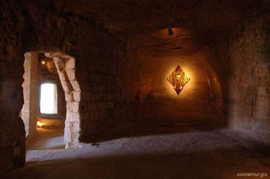la citta più bella del mondo: Sassi di Matera (2530 clic)