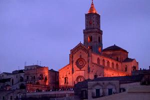 la citta più bella del mondo: Sassi di Matera (2452 clic)